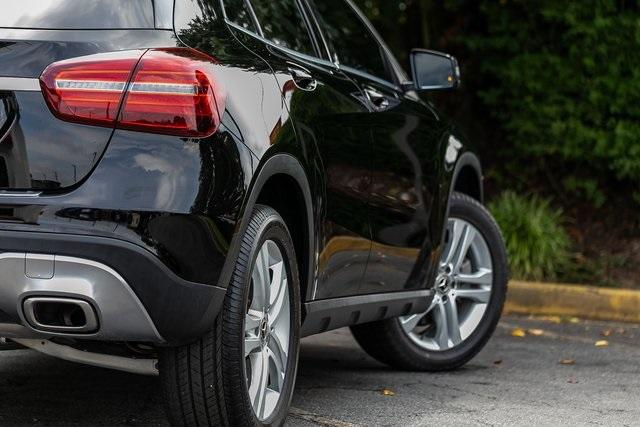 Used 2019 Mercedes-Benz GLA GLA 250 for sale $31,995 at Gravity Autos Atlanta in Chamblee GA 30341 38