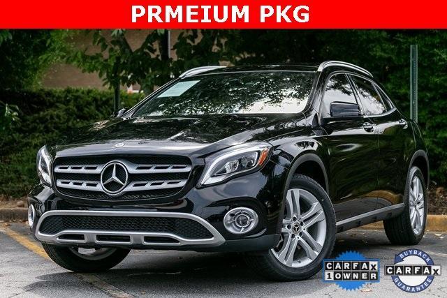 Used 2019 Mercedes-Benz GLA GLA 250 for sale $31,995 at Gravity Autos Atlanta in Chamblee GA 30341 1