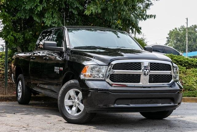 Used 2021 Ram 1500 Classic SLT for sale $38,995 at Gravity Autos Atlanta in Chamblee GA 30341 3