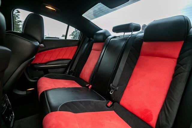 Used 2016 Dodge Charger SRT Hellcat for sale Sold at Gravity Autos Atlanta in Chamblee GA 30341 32