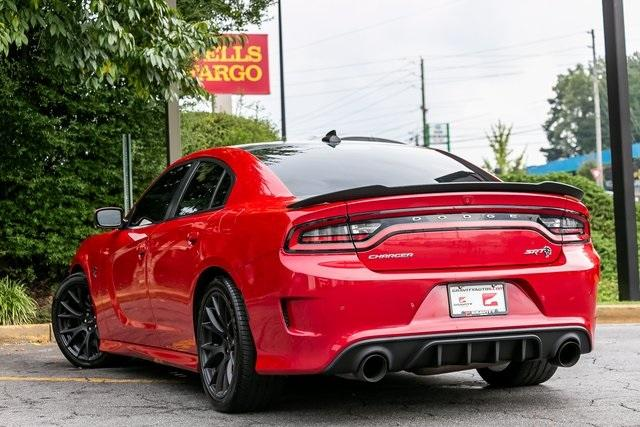 Used 2016 Dodge Charger SRT Hellcat for sale Sold at Gravity Autos Atlanta in Chamblee GA 30341 33