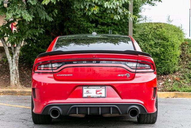 Used 2016 Dodge Charger SRT Hellcat for sale Sold at Gravity Autos Atlanta in Chamblee GA 30341 34