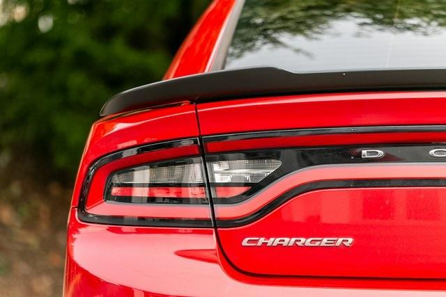 Used 2016 Dodge Charger SRT Hellcat for sale Sold at Gravity Autos Atlanta in Chamblee GA 30341 35