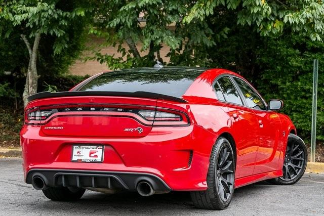 Used 2016 Dodge Charger SRT Hellcat for sale Sold at Gravity Autos Atlanta in Chamblee GA 30341 36