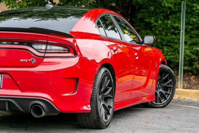 Used 2016 Dodge Charger SRT Hellcat for sale Sold at Gravity Autos Atlanta in Chamblee GA 30341 37