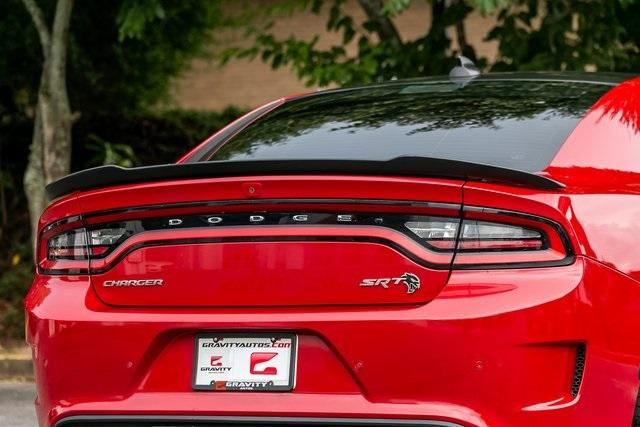 Used 2016 Dodge Charger SRT Hellcat for sale Sold at Gravity Autos Atlanta in Chamblee GA 30341 38