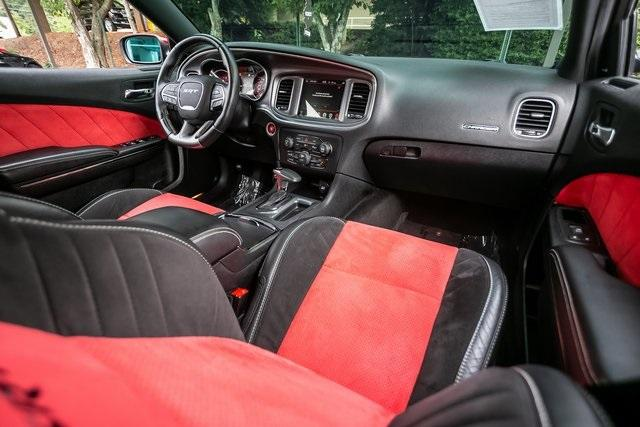 Used 2016 Dodge Charger SRT Hellcat for sale Sold at Gravity Autos Atlanta in Chamblee GA 30341 6