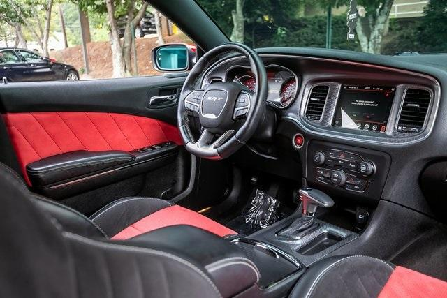 Used 2016 Dodge Charger SRT Hellcat for sale Sold at Gravity Autos Atlanta in Chamblee GA 30341 7
