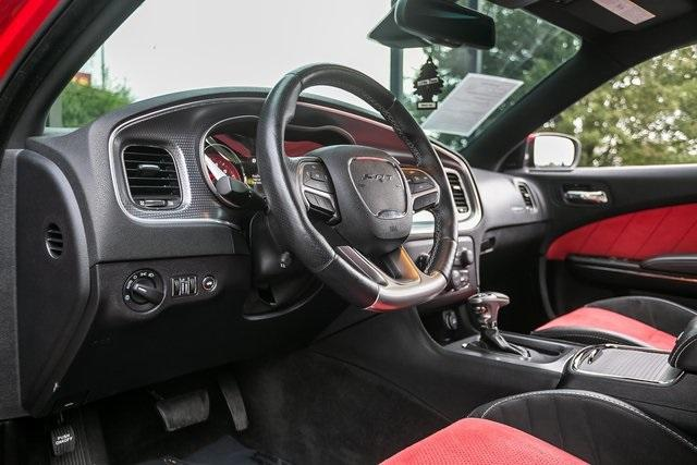 Used 2016 Dodge Charger SRT Hellcat for sale Sold at Gravity Autos Atlanta in Chamblee GA 30341 8