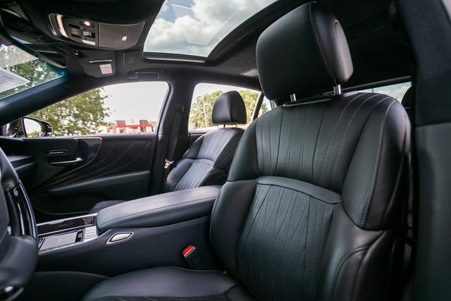 Used 2018 Lexus LS 500 Base for sale $56,995 at Gravity Autos Atlanta in Chamblee GA 30341 32