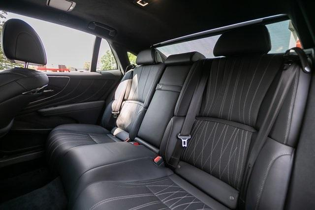 Used 2018 Lexus LS 500 Base for sale $56,995 at Gravity Autos Atlanta in Chamblee GA 30341 39
