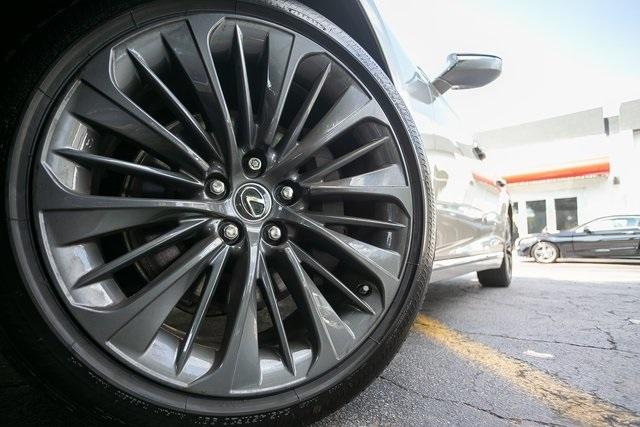 Used 2018 Lexus LS 500 Base for sale $56,995 at Gravity Autos Atlanta in Chamblee GA 30341 50