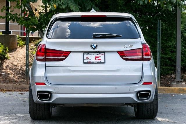 Used 2016 BMW X5 sDrive35i for sale Sold at Gravity Autos Atlanta in Chamblee GA 30341 44