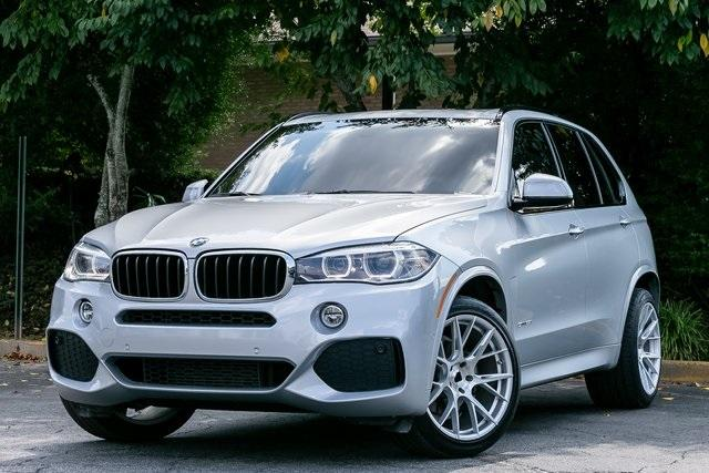 Used 2016 BMW X5 sDrive35i for sale Sold at Gravity Autos Atlanta in Chamblee GA 30341 1