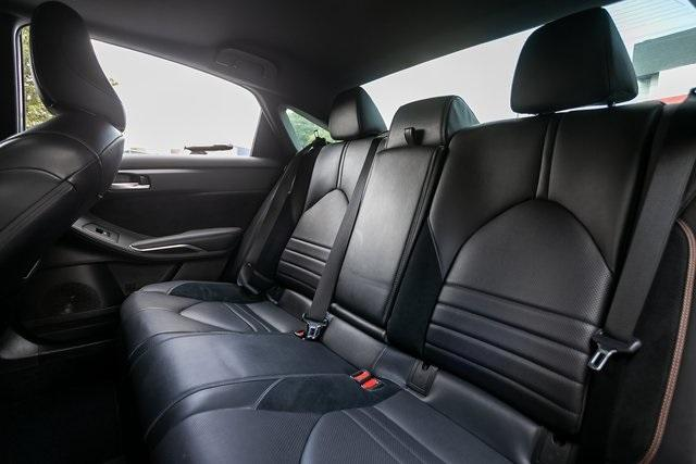 Used 2019 Toyota Avalon Hybrid XSE for sale $28,995 at Gravity Autos Atlanta in Chamblee GA 30341 34