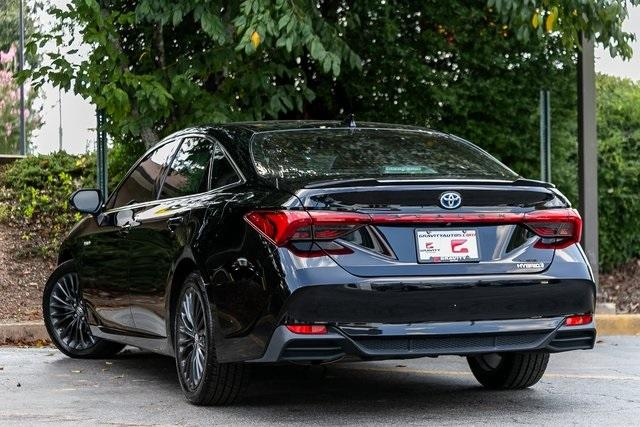 Used 2019 Toyota Avalon Hybrid XSE for sale $28,995 at Gravity Autos Atlanta in Chamblee GA 30341 35