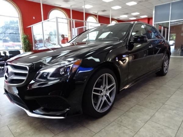 Used 2014 Mercedes-Benz E-Class E350 Sport for sale Sold at Gravity Autos in Roswell GA 30076 3