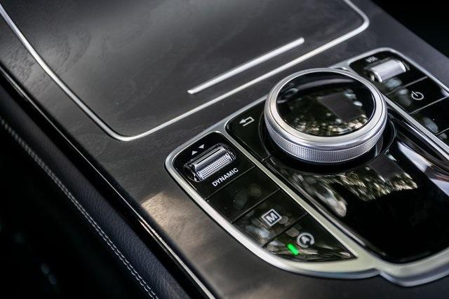 Used 2019 Mercedes-Benz GLC GLC 300 Coupe for sale $50,495 at Gravity Autos Atlanta in Chamblee GA 30341 19