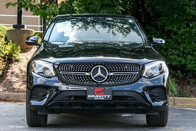Used 2019 Mercedes-Benz GLC GLC 300 Coupe for sale $50,495 at Gravity Autos Atlanta in Chamblee GA 30341 2