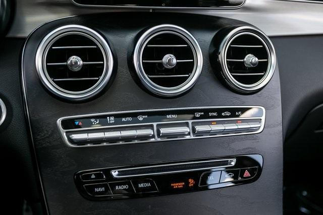 Used 2019 Mercedes-Benz GLC GLC 300 Coupe for sale $50,495 at Gravity Autos Atlanta in Chamblee GA 30341 21