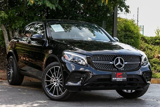 Used 2019 Mercedes-Benz GLC GLC 300 Coupe for sale $50,495 at Gravity Autos Atlanta in Chamblee GA 30341 3