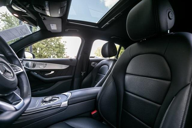 Used 2019 Mercedes-Benz GLC GLC 300 Coupe for sale $50,495 at Gravity Autos Atlanta in Chamblee GA 30341 30