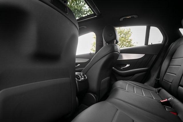 Used 2019 Mercedes-Benz GLC GLC 300 Coupe for sale $50,495 at Gravity Autos Atlanta in Chamblee GA 30341 32