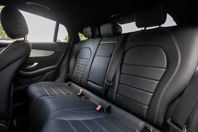 Used 2019 Mercedes-Benz GLC GLC 300 Coupe for sale $50,495 at Gravity Autos Atlanta in Chamblee GA 30341 34
