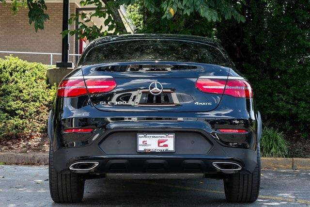 Used 2019 Mercedes-Benz GLC GLC 300 Coupe for sale $50,495 at Gravity Autos Atlanta in Chamblee GA 30341 36