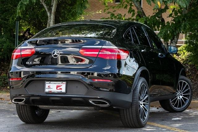 Used 2019 Mercedes-Benz GLC GLC 300 Coupe for sale $50,495 at Gravity Autos Atlanta in Chamblee GA 30341 38