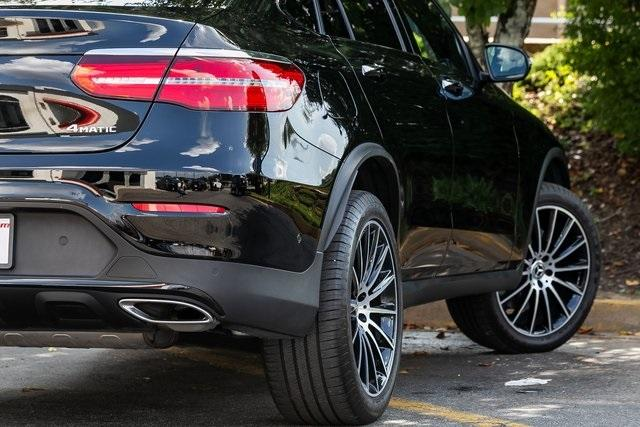 Used 2019 Mercedes-Benz GLC GLC 300 Coupe for sale $50,495 at Gravity Autos Atlanta in Chamblee GA 30341 39
