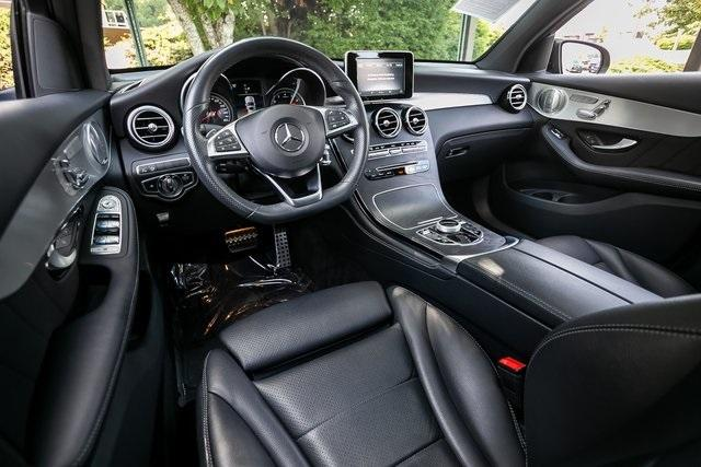 Used 2019 Mercedes-Benz GLC GLC 300 Coupe for sale $50,495 at Gravity Autos Atlanta in Chamblee GA 30341 4