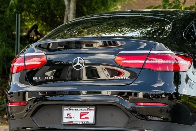 Used 2019 Mercedes-Benz GLC GLC 300 Coupe for sale $50,495 at Gravity Autos Atlanta in Chamblee GA 30341 40