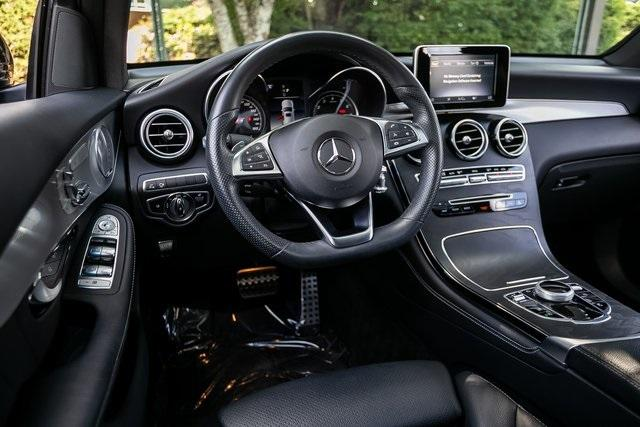 Used 2019 Mercedes-Benz GLC GLC 300 Coupe for sale $50,495 at Gravity Autos Atlanta in Chamblee GA 30341 5