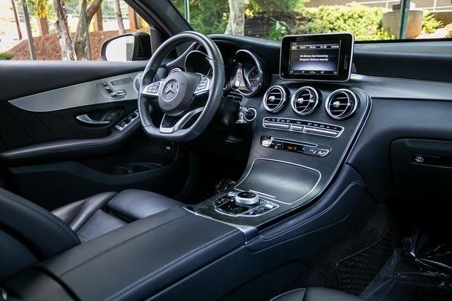 Used 2019 Mercedes-Benz GLC GLC 300 Coupe for sale $50,495 at Gravity Autos Atlanta in Chamblee GA 30341 7