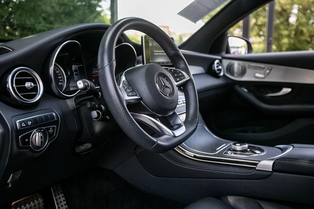 Used 2019 Mercedes-Benz GLC GLC 300 Coupe for sale $50,495 at Gravity Autos Atlanta in Chamblee GA 30341 8
