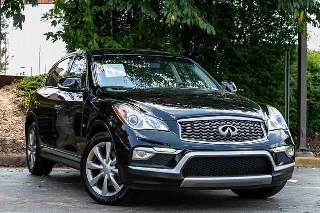 Used 2017 INFINITI QX50 Base for sale Sold at Gravity Autos Atlanta in Chamblee GA 30341 3