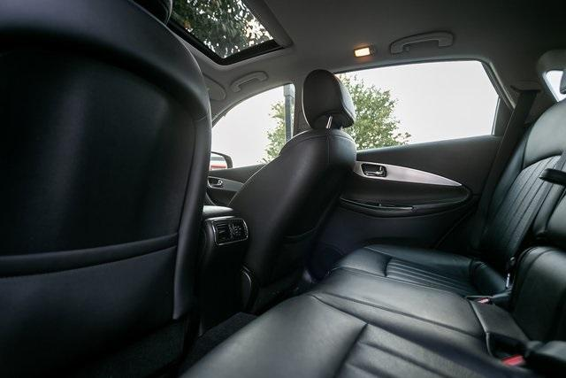 Used 2017 INFINITI QX50 Base for sale Sold at Gravity Autos Atlanta in Chamblee GA 30341 30