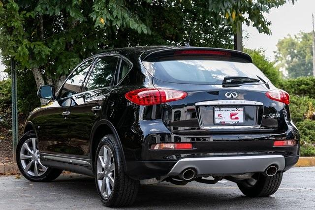 Used 2017 INFINITI QX50 Base for sale Sold at Gravity Autos Atlanta in Chamblee GA 30341 34