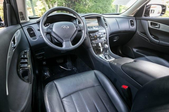 Used 2017 INFINITI QX50 Base for sale Sold at Gravity Autos Atlanta in Chamblee GA 30341 4