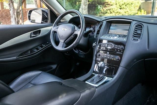 Used 2017 INFINITI QX50 Base for sale Sold at Gravity Autos Atlanta in Chamblee GA 30341 7