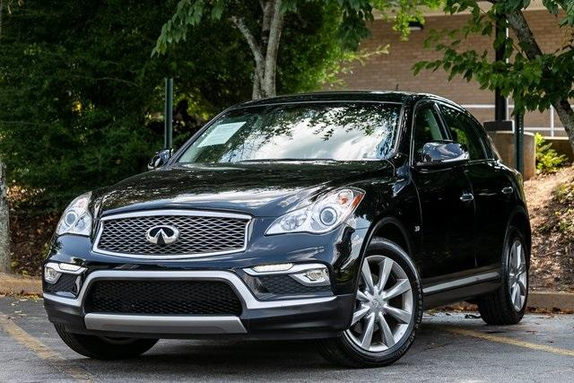 Used 2017 INFINITI QX50 Base for sale Sold at Gravity Autos Atlanta in Chamblee GA 30341 1