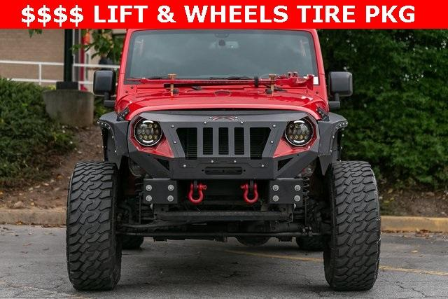 Used 2018 Jeep Wrangler JK Unlimited Sport for sale Sold at Gravity Autos Atlanta in Chamblee GA 30341 2