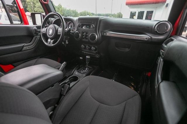 Used 2018 Jeep Wrangler JK Unlimited Sport for sale Sold at Gravity Autos Atlanta in Chamblee GA 30341 6