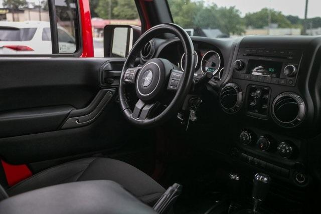 Used 2018 Jeep Wrangler JK Unlimited Sport for sale Sold at Gravity Autos Atlanta in Chamblee GA 30341 7
