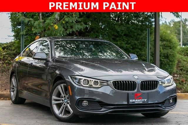 Used 2019 BMW 4 Series 430i Gran Coupe for sale $32,795 at Gravity Autos Atlanta in Chamblee GA 30341 3