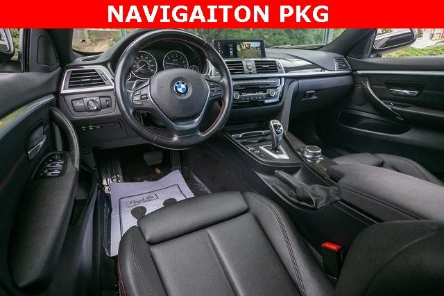 Used 2019 BMW 4 Series 430i Gran Coupe for sale $32,795 at Gravity Autos Atlanta in Chamblee GA 30341 4