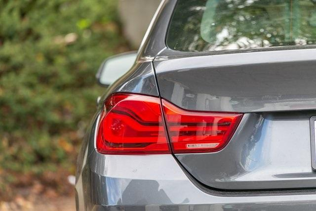 Used 2019 BMW 4 Series 430i Gran Coupe for sale $32,795 at Gravity Autos Atlanta in Chamblee GA 30341 41