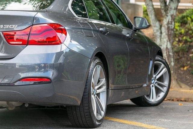 Used 2019 BMW 4 Series 430i Gran Coupe for sale $32,795 at Gravity Autos Atlanta in Chamblee GA 30341 43