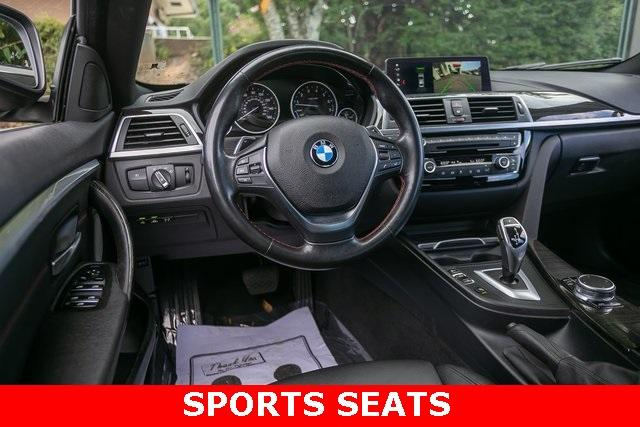 Used 2019 BMW 4 Series 430i Gran Coupe for sale $32,795 at Gravity Autos Atlanta in Chamblee GA 30341 5